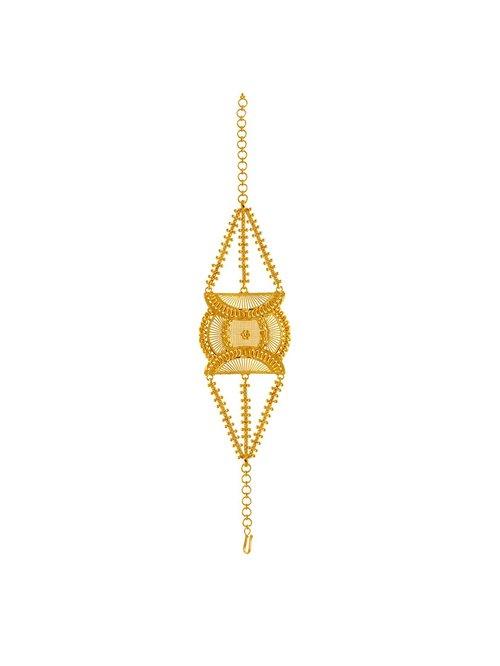 6583308481391 Buy P.C. Chandra Jewellers 22 kt Gold Bracelet Online At Best Price ...