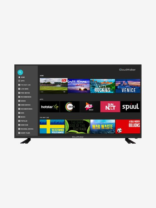 Buy CloudWalker 55 Inch Smart 4K Ultra HD LED Cloud TV