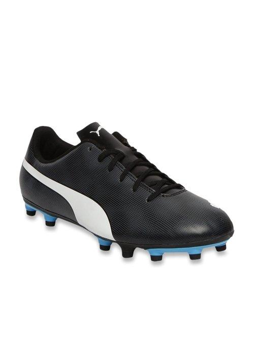 wyprzedaż w sklepie wyprzedażowym brak podatku od sprzedaży rozmiar 40 Buy Puma Rapido FG Black Football Shoes for Men at Best ...
