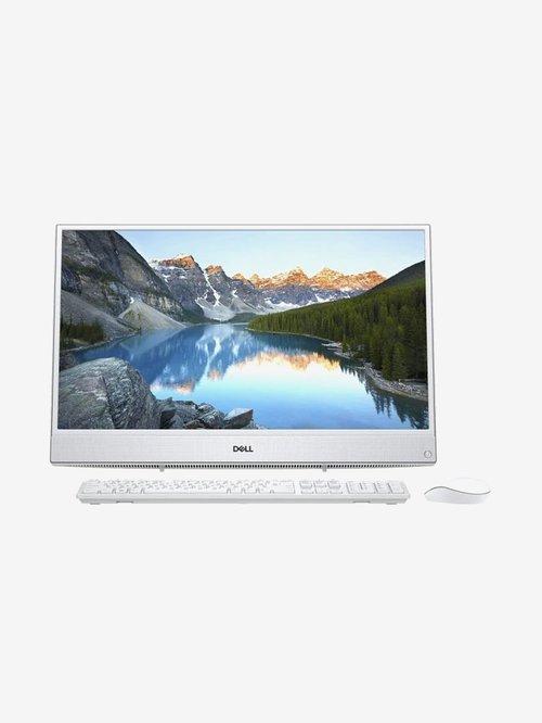 Dell 22 3277 Inspiron i3 7th Gen/4GB/1TB/21.5 Inch/Win 10 H) AIO (Black)