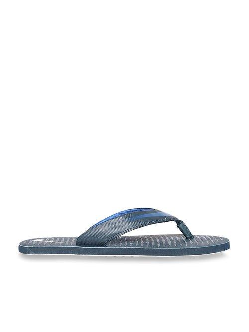 best loved 31645 e2a96 Buy Nike Chroma Thong 5 Navy Flip Flops for Men at Best ...