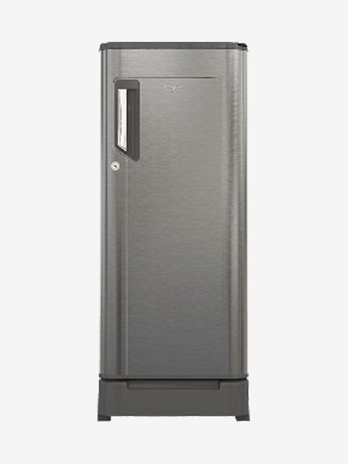 Whirlpool 215 L Inv 4 Star  2019  Direct Cool Single Door Refrigerator  Alpha Steel,230 IMFRESH ROY