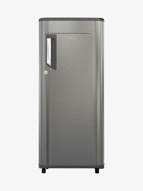 Whirlpool 200 L 3 Star Direct Cool Single Door Refrigerator (Alpha Steel, 215 IMPWCOOL PRM)
