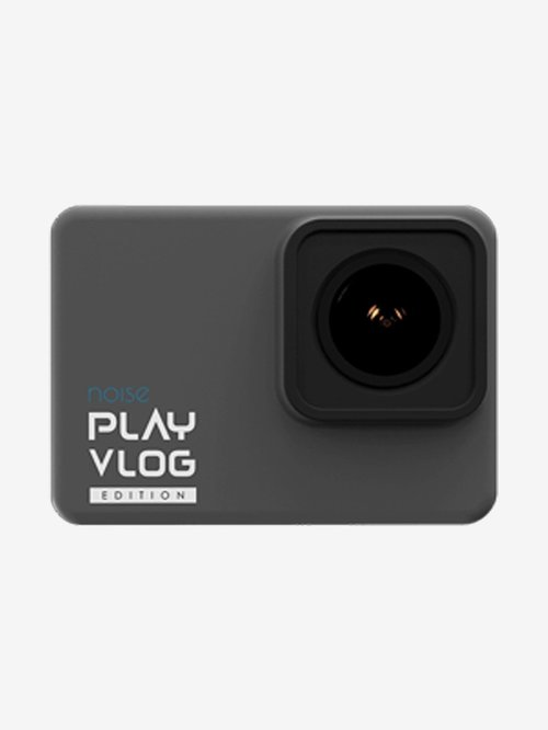 Noise Play Vlog 16 MP 4K HD Sports and Action Camera (Black)