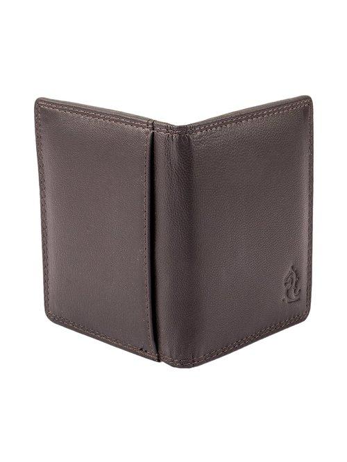 Kara Brown Formal Leather Bi Fold Wallet For Men