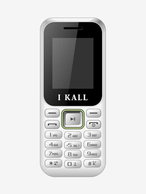 I Kall K130 32 MB  White  32 MB, Dual Sim