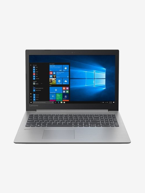 Lenovo IdeaPad 330 15IKB Laptop 81DE02W8IN i3 7thGen 4 GB 1TB HDD+128 GB SSD 15.6 inch Win10H 2 GB Grey