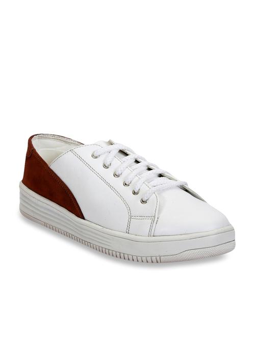Meriggiare White Casual Sneakers