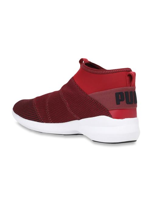 Puma Mono knit X IDP Rhubarb Sneakers
