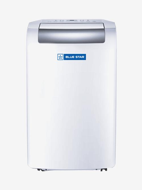 Blue Star 1 Ton (Range 2019) PC12DB (R410A) Portable AC (White)