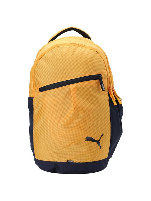 Puma 32 Ltrs Yellow Large Laptop Backpack