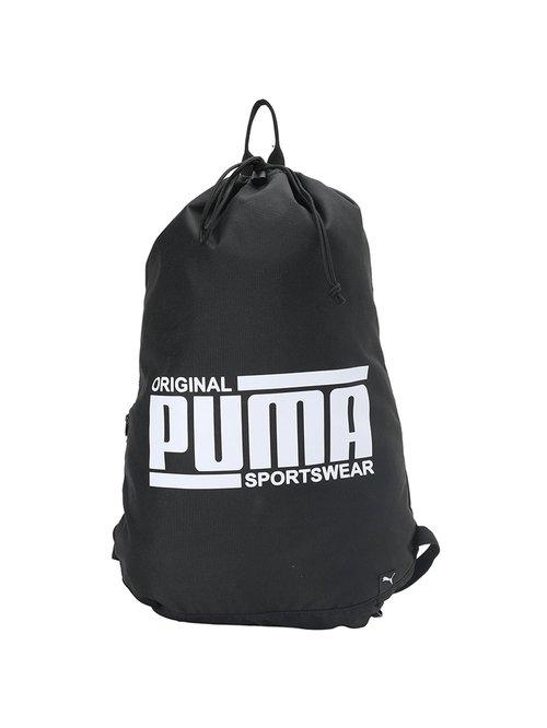Puma 18 Ltrs Black Small Laptop Backpack