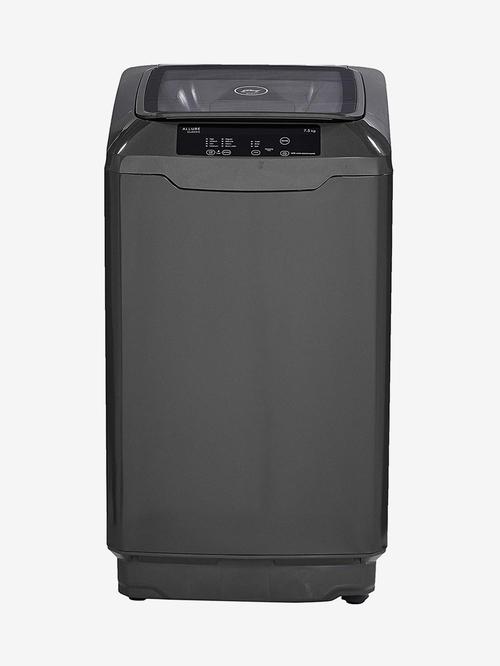 Godrej 7.5 Kg Fully Automatic Top Load Washing Machine  WT EON ALLURE EC 7.5 ROGR CAN,Grey