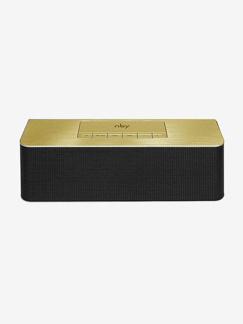 Jango NBY 02 2.1 Channel 10W Bluetooth Speaker  Gold