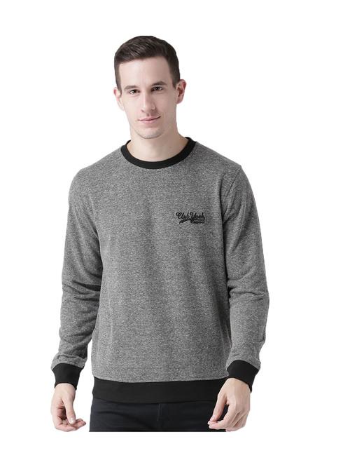 Club York Charcoal Sweatshirt