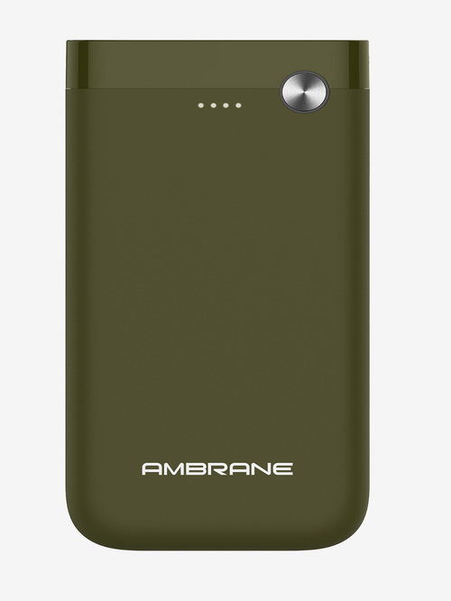 Ambrane PP 150 15000 mAh Power Bank  Olive Green