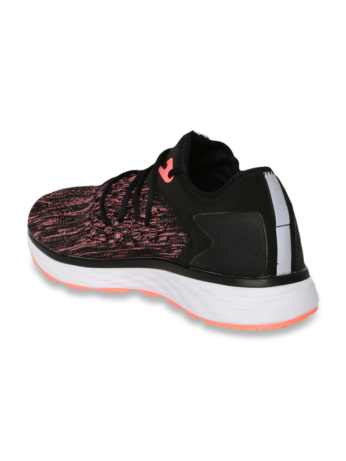 Buy Puma Speed 600 Fusefit Black & Pink Running Shoes for