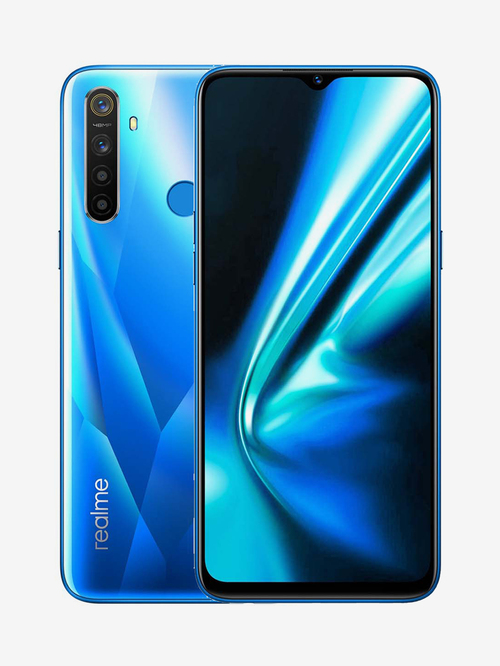 RealMe 5s 64 GB (Crystal Blue) 4 GB RAM, Dual Sim 4G