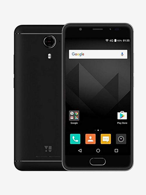Yu Yureka YU5040 32   GB  Chrome Black  4   GB RAM, Dual SIM 4G