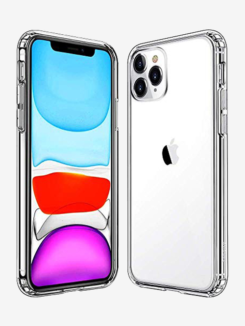 Vaku Back Cover for Apple iPhone 11 Pro  Transparent