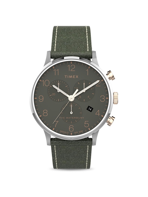 Timex TW2T71400 Waterburry Analog Watch for Men