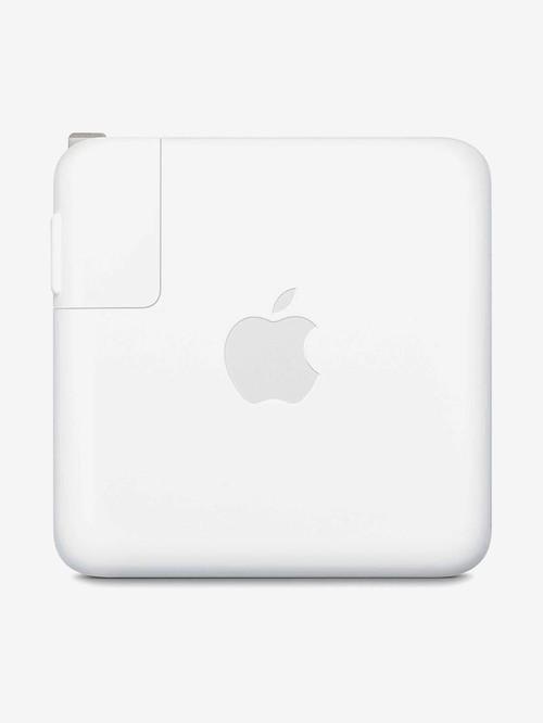 Apple 61W USB C Power Adapter  MRW22HN/A, White