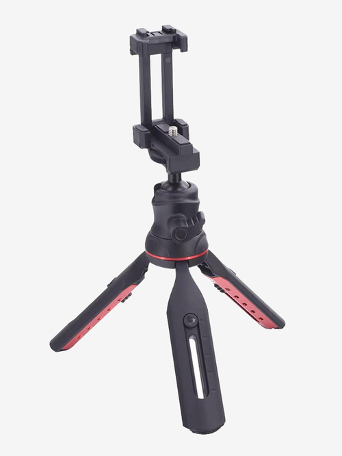 Croma CRIA2015 Selfie Stick with Tripod  Black