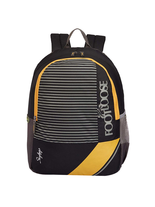 Skybags Bro 25 ltrs Black Large Backpack