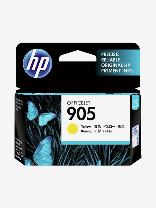 HP 905 Yellow Ink Cartridge  T6L97AA