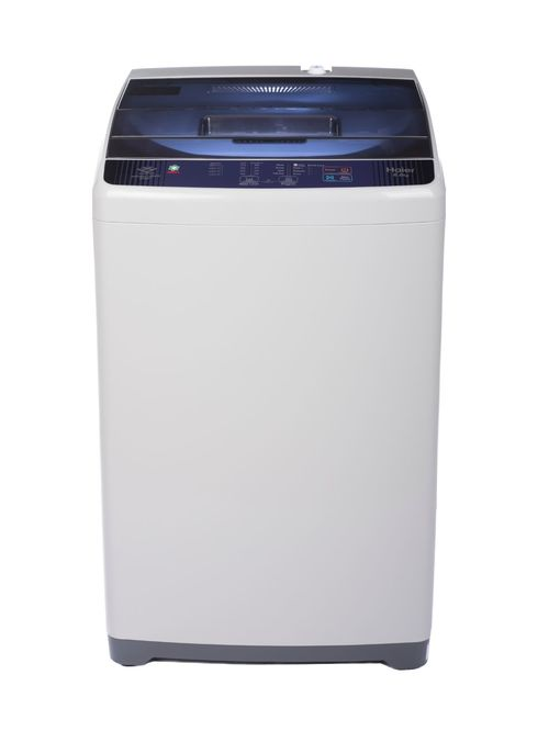Haier 6 kg Fully Automatic Top Load Washing Machine 800 RPM  HWM60 1269DB,Grey