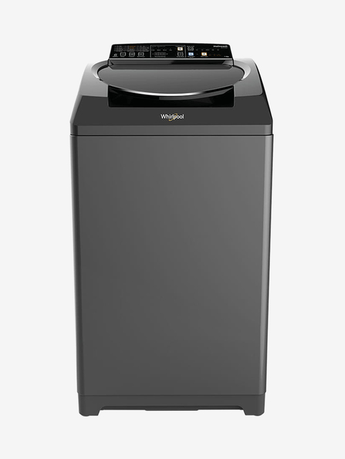 Whirlpool 7.5 Kg 5 Star Fully Automatic Top Load Washing Machine  STAINWASH ULTRA 7.5, Grey  Whirlpool Electronics TATA CLIQ