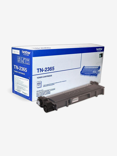 Brother Toner Cartridge  TN 2365, Black