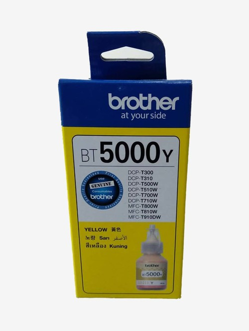Brother Ink Bottle  BT5000Y, Yellow