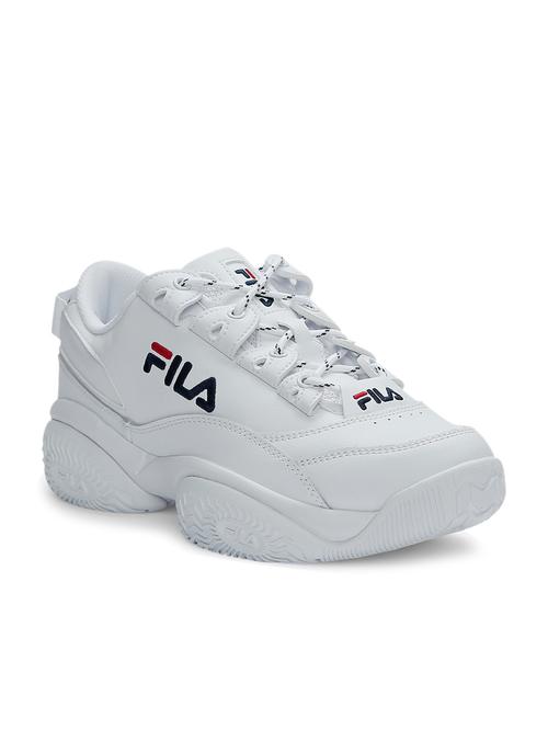 Buy Fila Provenance White Sneakers for