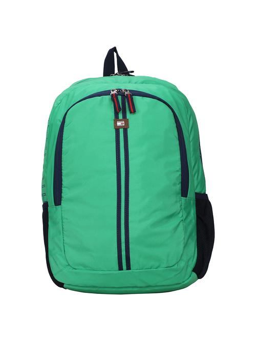 Tommy Hilfiger Kin gbridge 20 ltrs Green Large Laptop Backpack