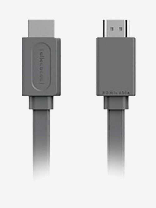 Allocacoc 1.5 meters Flat HDMI Cable  10577GY/HDMI3M, Grey