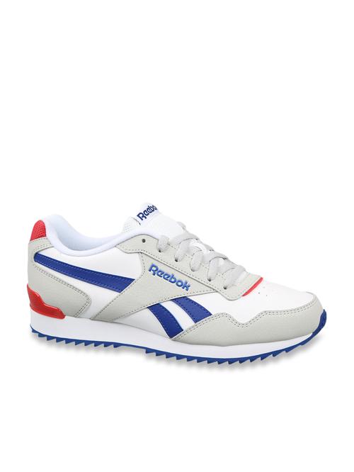 Buy Reebok Royal Glide Grey \u0026 White