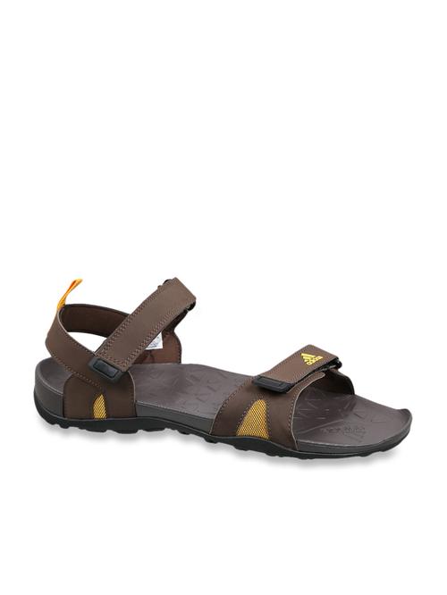 Adidas Fassar Brown Floater Sandals