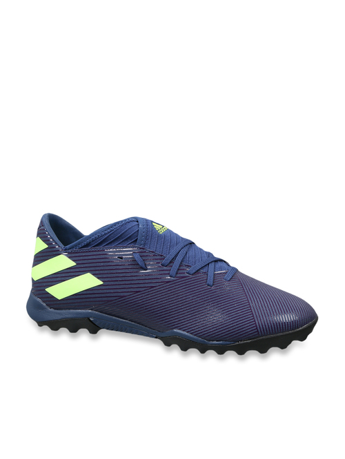 Adidas Nemeziz Messi 19.3 TF Navy Football Shoes