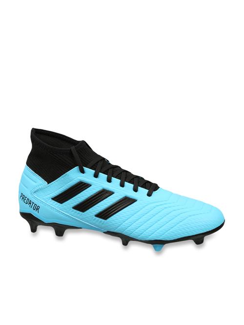 Adidas Predator 19.3 FG Blue Football Shoes