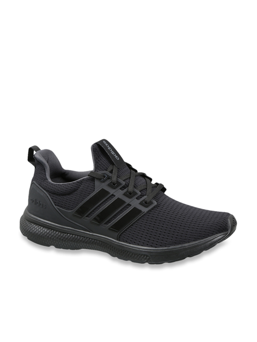 Buy Adidas Jerzo Black Running Shoes