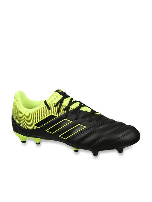 Adidas Copa 19.3 FG Black Football Shoes