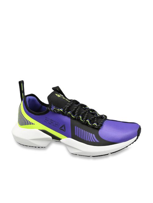 Reebok Sole Fury Purple Running Shoes