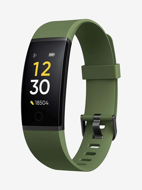 Realme RMA183 Smart Fitness Band  Green