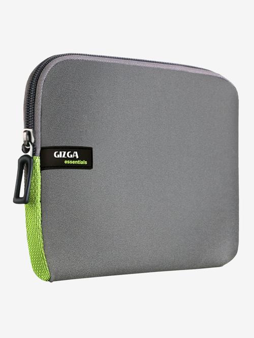 Gizga Essentials 6 Inch Sleeve for Amazon Kindle Paperwhite  GE 6, Grey Green  Gizga Essentials Electronics TATA CLIQ