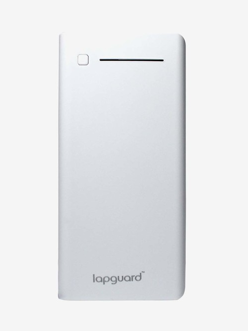 Lapguard LG805 20800 mAh 2.1 Amps Power Bank  White