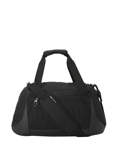Puma Gym Black Medium Duffle Bag
