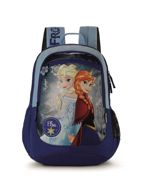 Skybags SB Marvel Blue Medium Backpack