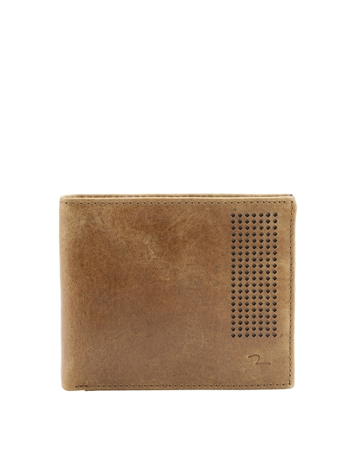 Spykar Brown Casual Leather Wallet for Men