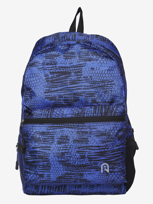 Indiamigo Anatte 15.6 Inch Laptop Backpack  1001201960, Blue